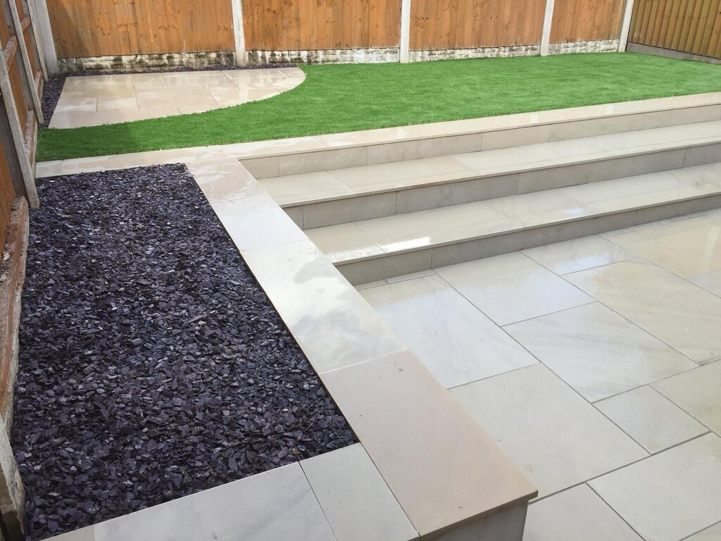 landscaping in Bromsgrove